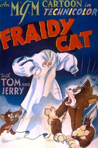Fraidy Cat Poster