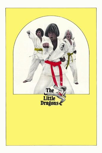 The Little Dragons Poster