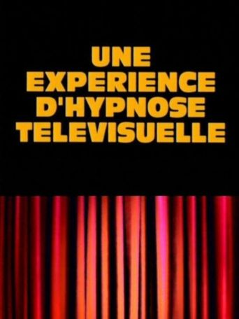 A Hypnotic Television Experience Poster