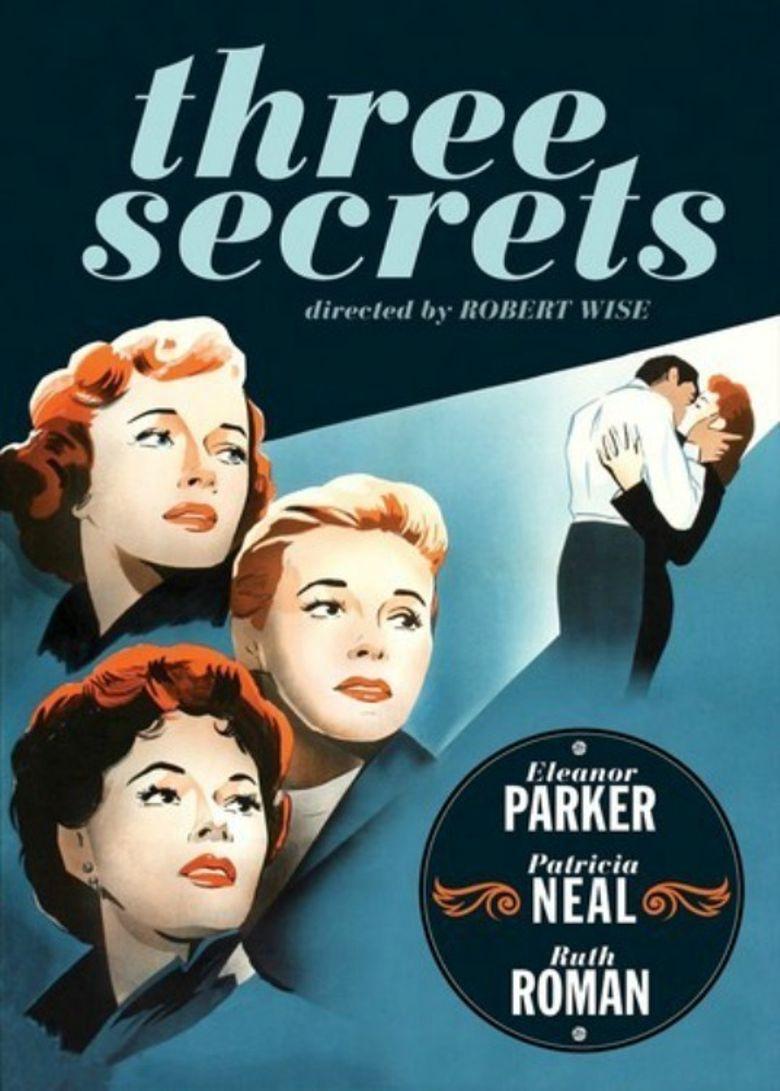 Three Secrets Poster