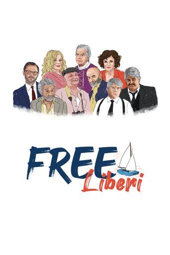 Free - Liberi Poster