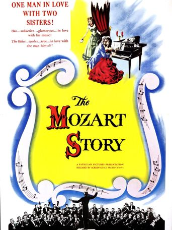 The Mozart Story Poster