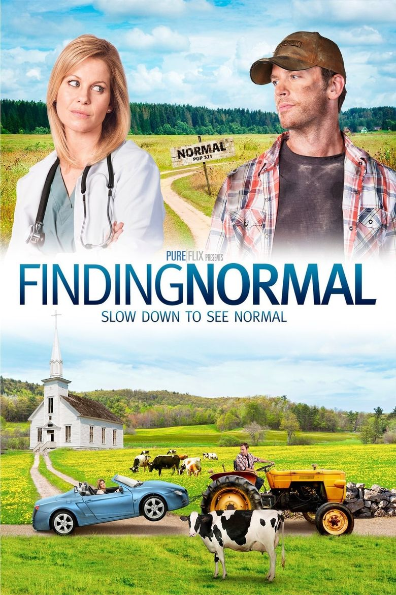 Finding Normal Poster