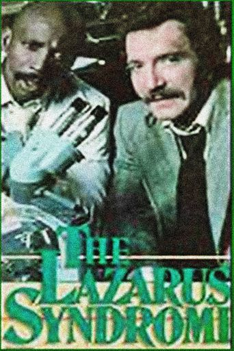 The Lazarus Syndrome Poster