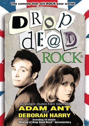 Drop Dead Rock Poster