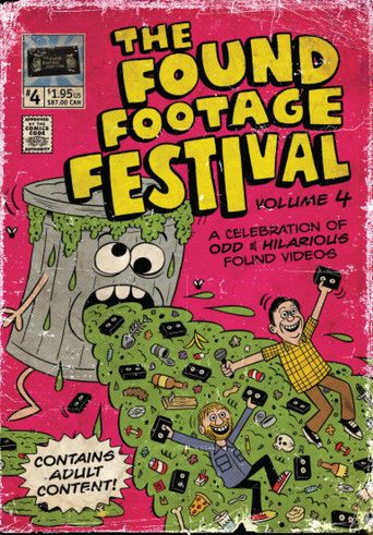 Found Footage Festival Volume 4: Live in Tucson Poster