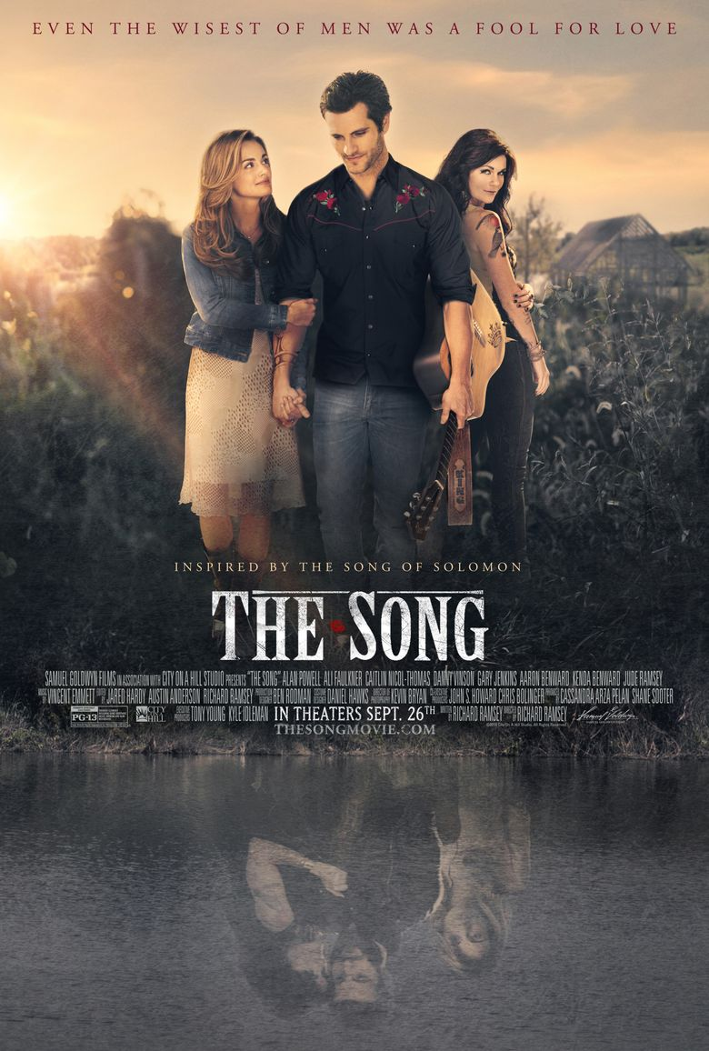 The Song 2014 Poster