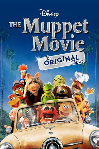 Watch The Muppet Movie