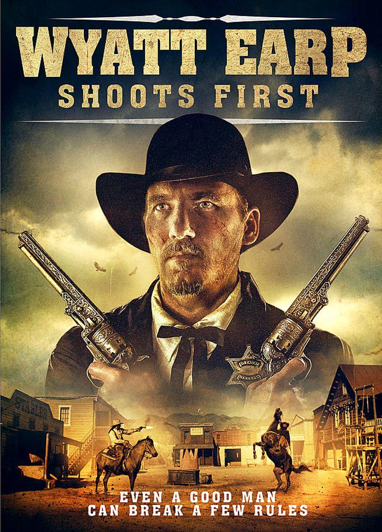 Wyatt Earp Shoots First Poster