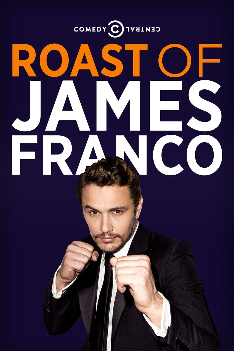 Comedy Central Roast of James Franco Poster
