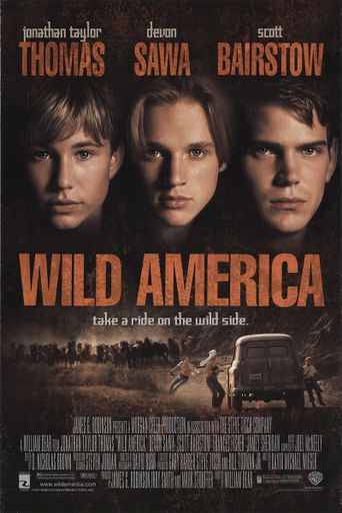 Watch Wild America