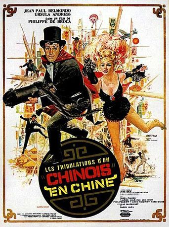 Up to His Ears Poster