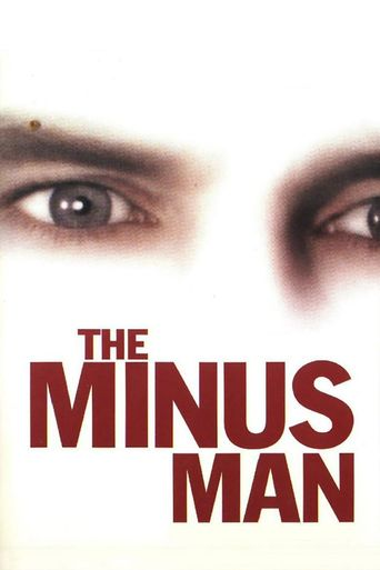 The Minus Man Poster
