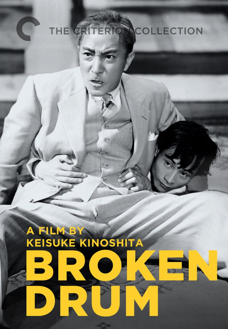Broken Drum Poster