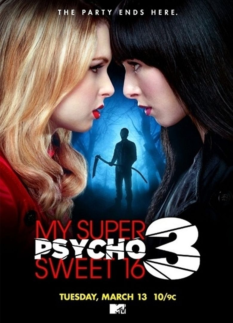 My Super Psycho Sweet 16: Part 3 Poster