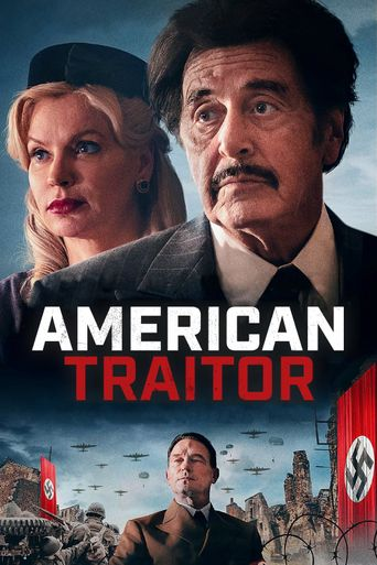 American Traitor: The Trial of Axis Sally Poster