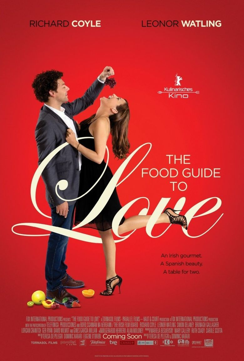 The Food Guide to Love Poster