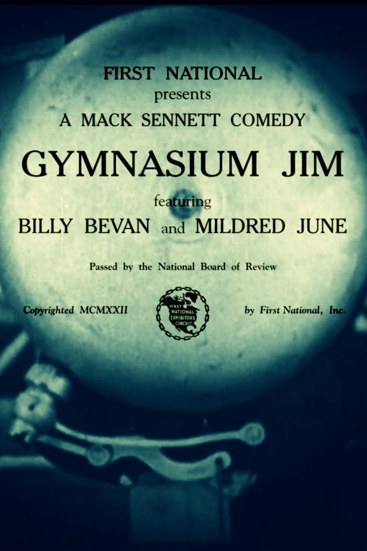 Gymnasium Jim Poster