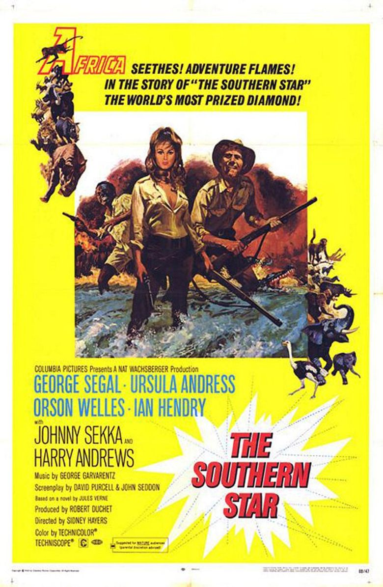 The Southern Star Poster