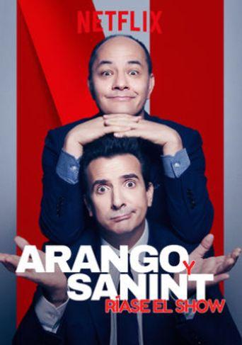 Arango y Sanint: Ríase el show Poster