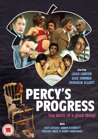 Percy's Progress Poster