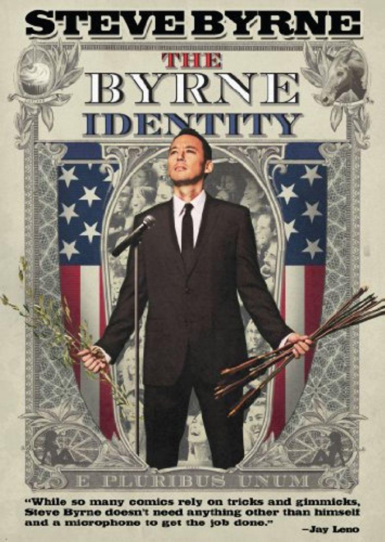 Steve Byrne: The Byrne Identity Poster