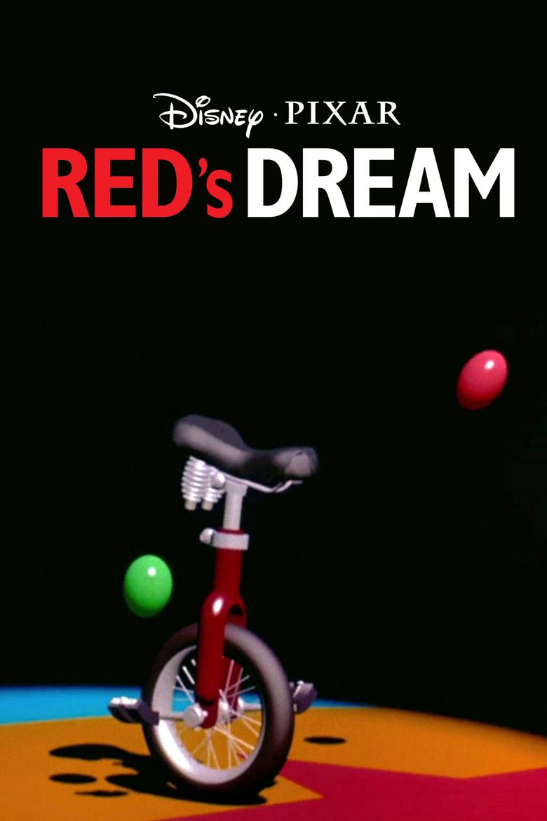 Red's Dream Poster