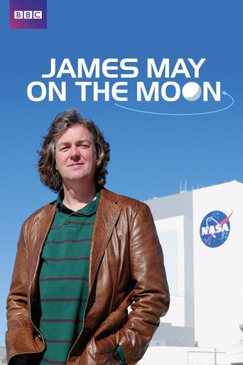 James May on the Moon Poster