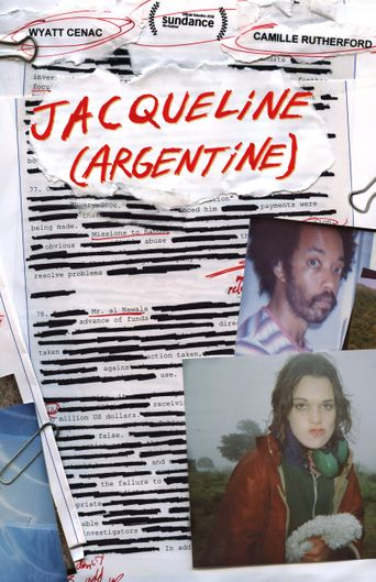 Jacqueline Argentine Poster