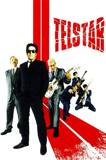 Telstar: The Joe Meek Story Poster
