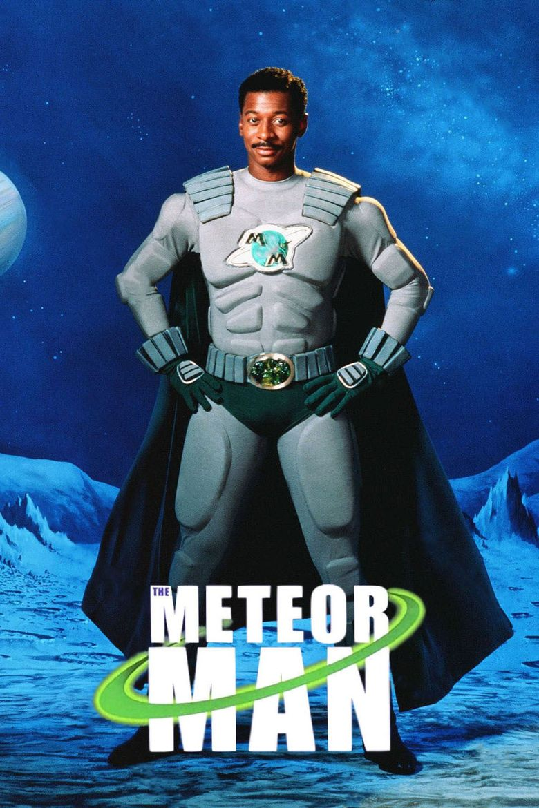 The Meteor Man Poster