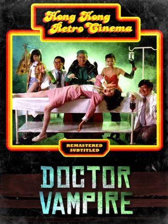 Doctor Vampire Poster