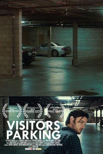 Visitors Parking Poster