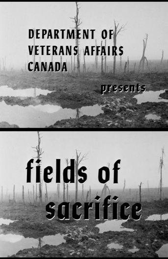 Fields of Sacrifice Poster