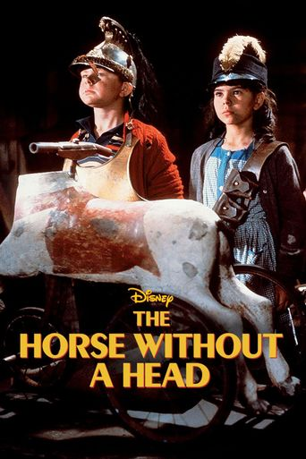 The Horse Without a Head Poster