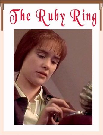 The Ruby Ring Poster