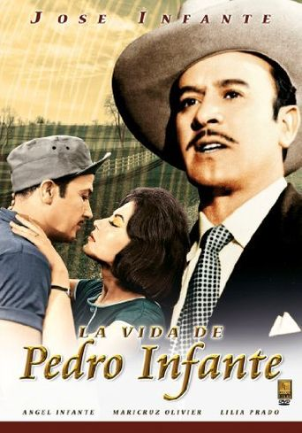 La vida de Pedro Infante Poster