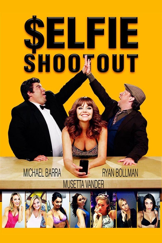 $elfie Shootout Poster