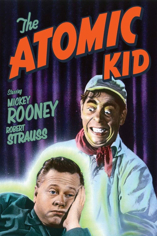 The Atomic Kid Poster