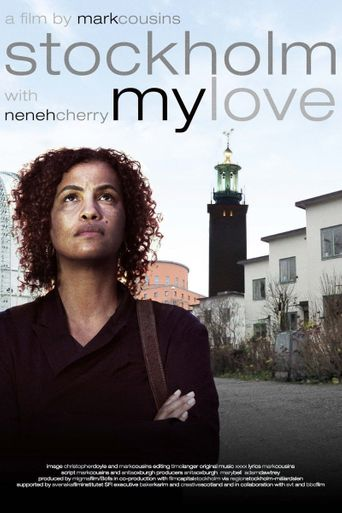 Stockholm, My Love Poster