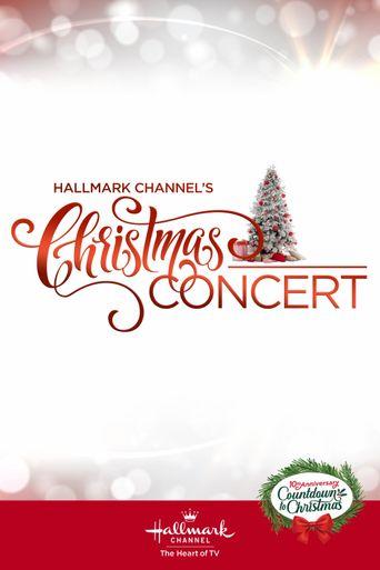 Hallmark Channel's Christmas Concert Poster