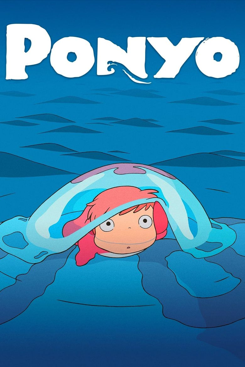 Ponyo 2008 Watch On Hbo Max Or Streaming Online Reelgood
