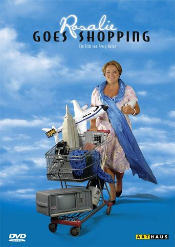 Rosalie Goes Shopping Poster