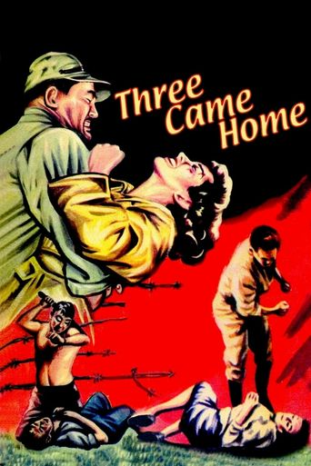 Watch Three Came Home