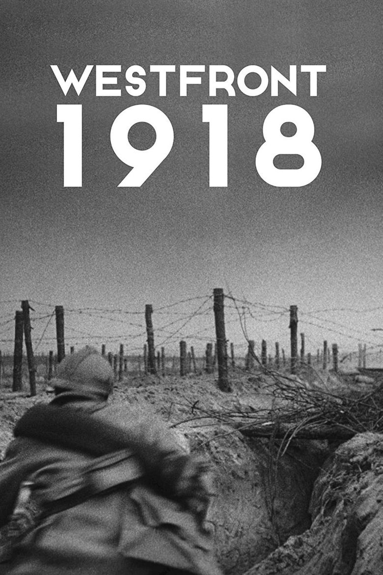 Westfront 1918 Poster