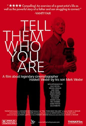 Tell Them Who You Are Poster