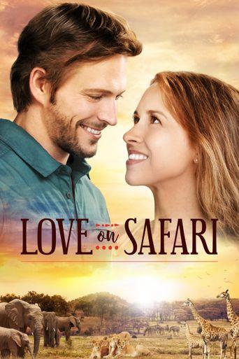 Love on Safari Poster