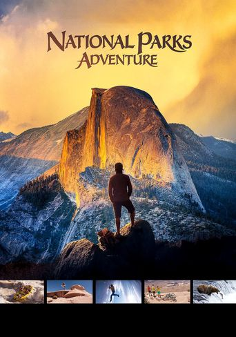 National Parks Adventures Poster