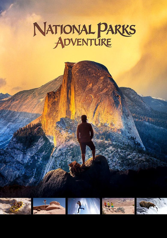 National Parks Adventures Poster