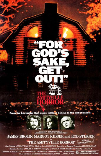 The Amityville Horror Poster